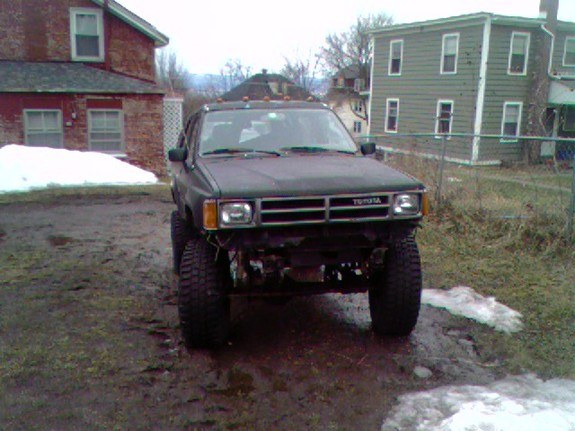 Another 82hilux 1985 Toyota 4Runner post... - 9412413