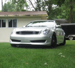 peterski7s 2007 Infiniti G