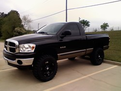 ChaseDeucess 2008 Dodge Ram 1500 Regular Cab