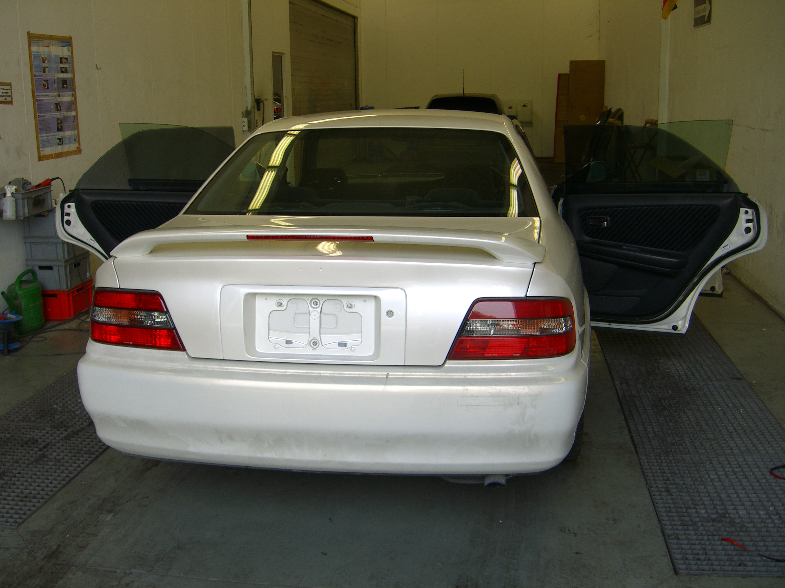 Another smykisen 1997 Toyota Chaser post... - 11420538