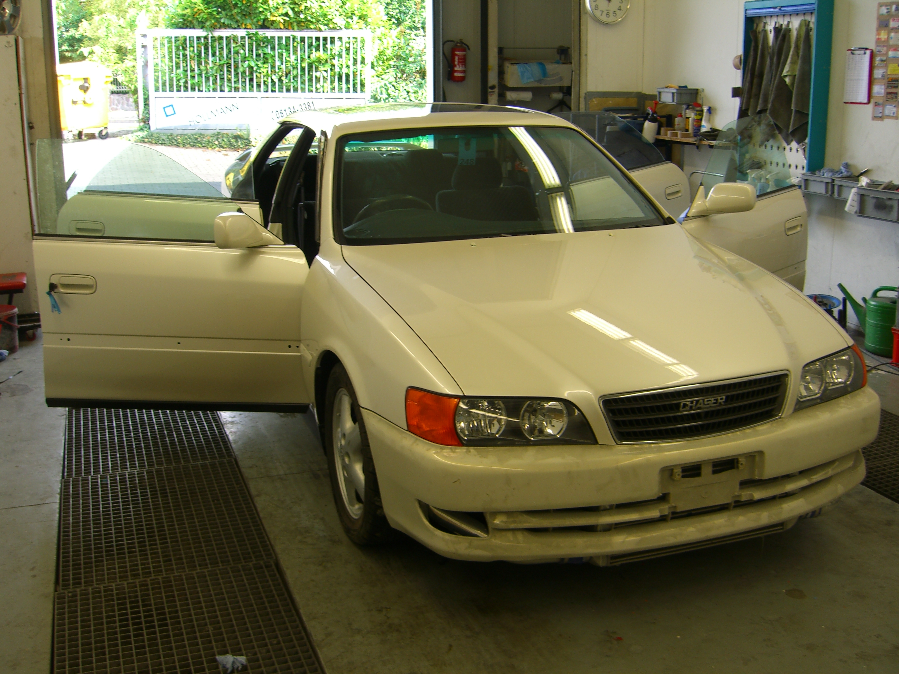 Another smykisen 1997 Toyota Chaser post... - 11420539