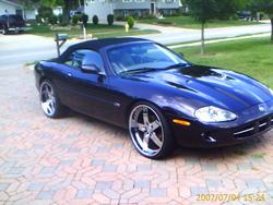 bebe1919s 1998 Jaguar XK Series