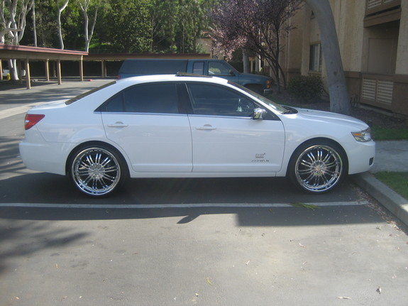 Kia West Covina >> Detroit_Style 2006 Lincoln Zephyr Specs, Photos ...