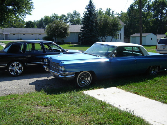 Another Big_Linc 1963 Cadillac DeVille post... - 11422730