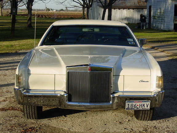 hot460's 1972 Lincoln Mark IV in Boling, TX