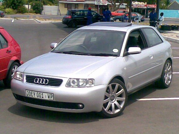 Yusufsamodien 2003 Audi A3 Specs, Photos, Modification