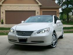 gstatuz25s 2007 Lexus ES