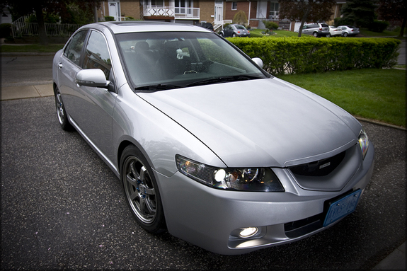 Vortec135 2004 Acura Tsx Specs Photos Modification Info