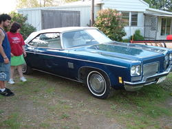 19BabyOlds72 1972 Oldsmobile Delta 88