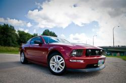 HORSEPOWERgt 2007 Ford Mustang