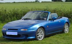 200bhps 1994 Mazda Miata MX-5