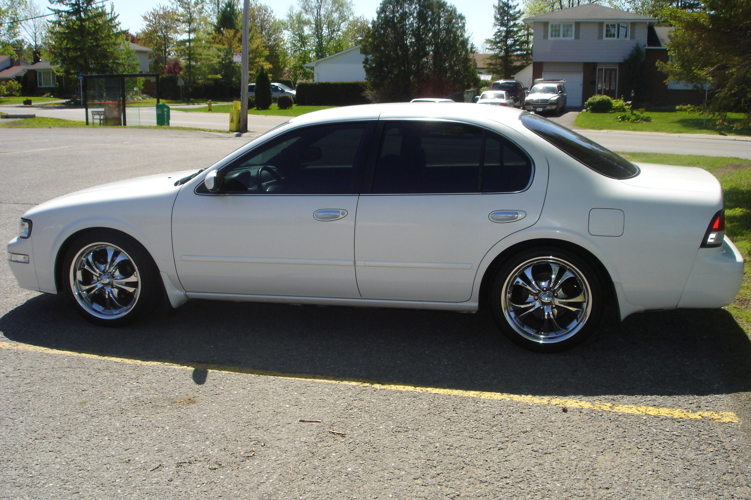 jitumax 1998 nissan maxima specs, photos, modification info at