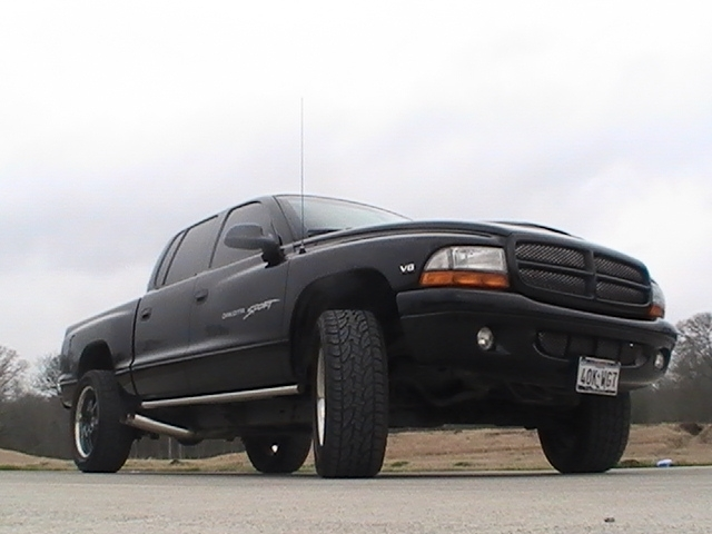 rockdaquad 2000 Dodge Dakota Quad Cab 11427078