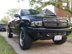 rockdaquads 2000 Dodge Dakota Quad Cab