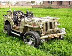DKANG 1983 Jeep Willys