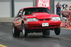 Mustanglimey 1988 Ford Mustang