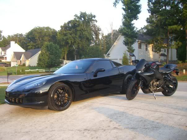 Another Deserteagle83 2007 Chevrolet Corvette post... - 11432221