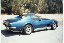 thunder_bolts 1968 Chevrolet Corvette