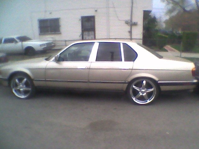 Another 1988BMW 1988 BMW 7 Series post... - 11595419