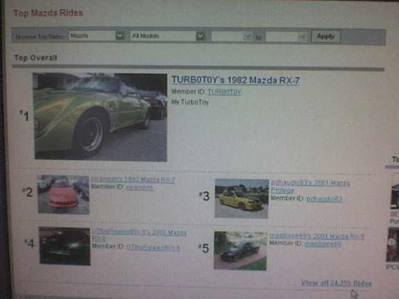 Another TURB0T0Y 1982 Mazda RX-7 post... - 11432397