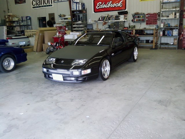 JDM_TWIN_TURBO 1993 Nissan 300ZX 11432784