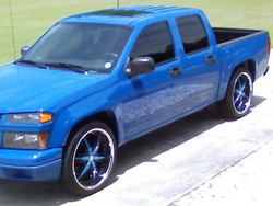 KELS843s 2007 Chevrolet Colorado Regular Cab