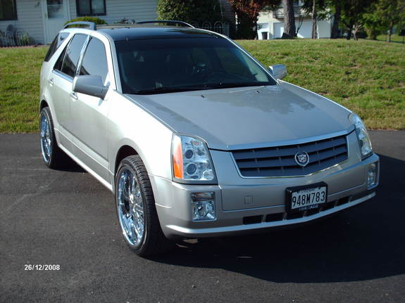 Caddysrxgirl 2005 Cadillac Srx Specs Photos Modification
