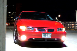 GM3800GTs 1998 Pontiac Grand Prix