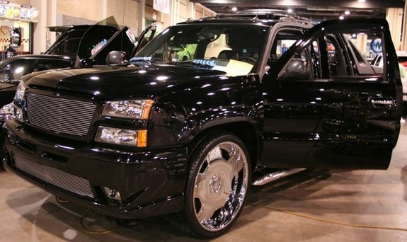 The420Kidd 2004 Chevrolet Avalanche Specs Photos Modification