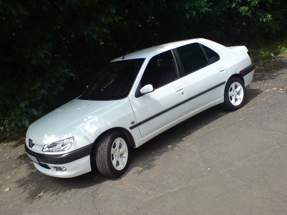 Another Gibr88 1999 Peugeot 306 Post Photo 11435486