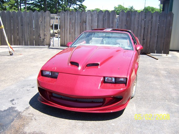 Another hoguey 1991 Chevrolet Camaro post... - 11435755