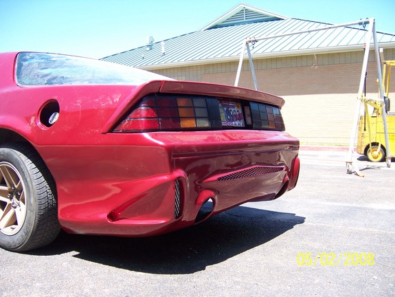 Another hoguey 1991 Chevrolet Camaro post... - 11435756