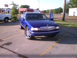 kooper3s 1995 Chevrolet Caprice