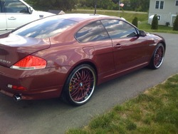 klewissr33s 2005 BMW 6 Series