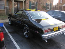 cjbailey75 1978 Chevrolet Nova