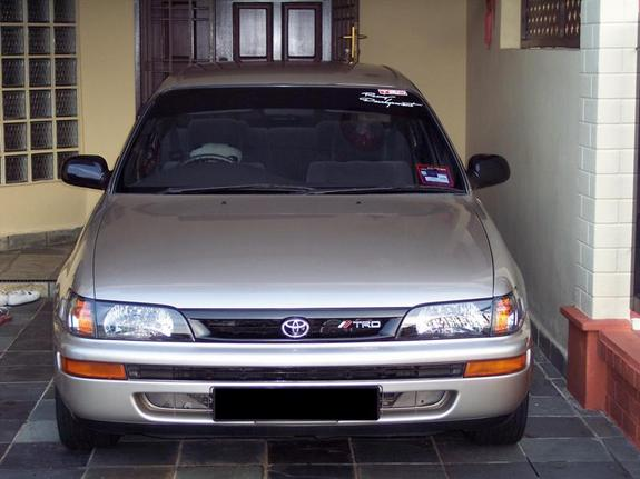 Crystal Car Wash >> BZ-Touring 1992 Toyota Corolla Specs, Photos, Modification Info at CarDomain
