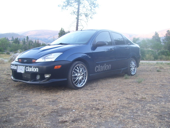 DionJay 2000 Ford Focus