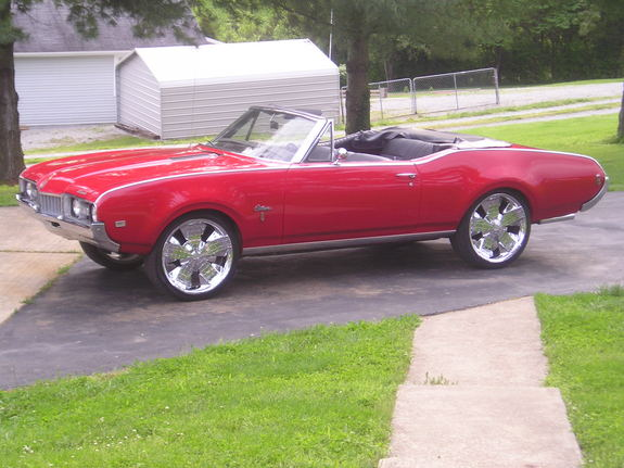 ky502's 1968 Oldsmobile Cutlass