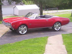 ky502 1968 Oldsmobile Cutlass