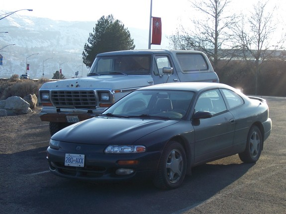 Another WhiskeyChick 1995 Dodge Avenger post... - 11438179
