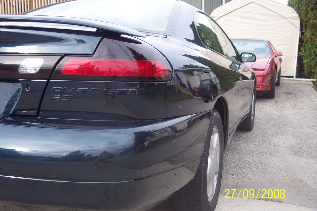 Another WhiskeyChick 1995 Dodge Avenger post... - 11438182