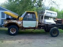 xnavys 1976 Ford F150 Regular Cab