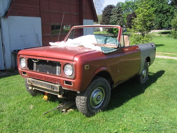 340dartsport 1979 International Scout 11438836