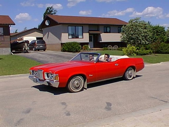 Burns07's 1972 Mercury Cougar