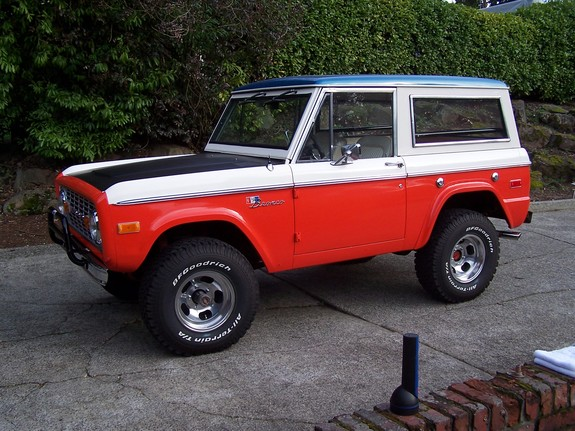 JSol72 1972 Ford Bronco Specs, Photos, Modification Info at CarDomain
