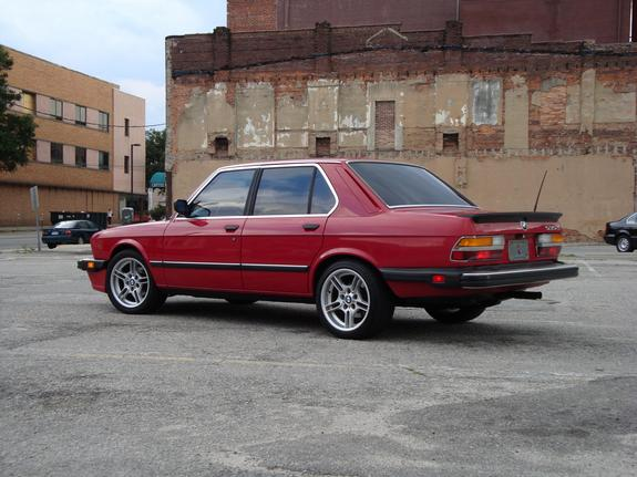 Another jah535is 1987 BMW 5 Series post... - 11440807