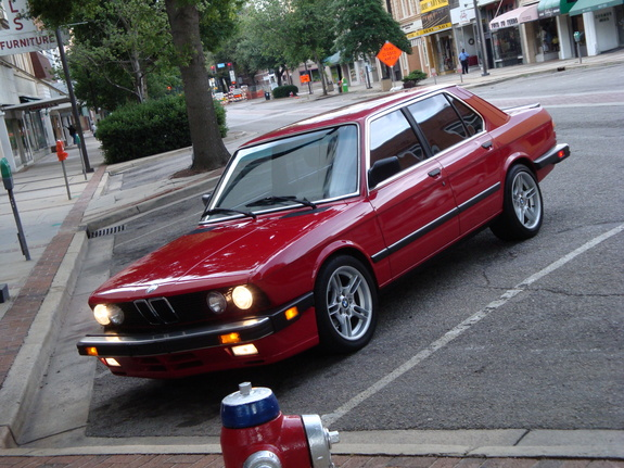 Another jah535is 1987 BMW 5 Series post... - 11440808