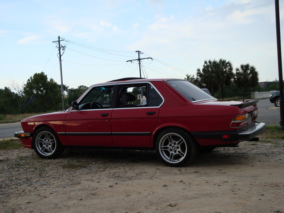 Another jah535is 1987 BMW 5 Series post... - 11440811