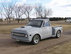 Black_Mamba_Chevs 1969 Chevrolet C/K Pick-Up