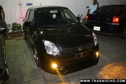 pistonfls 2007 Suzuki Swift